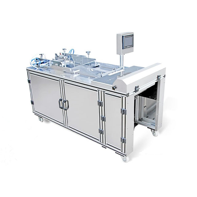 100 Series Overwrapping Machine