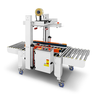 FX500QZ Automatic Left And Right Drive Carton Sealing Machine
