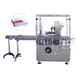 CP120 Injection Type Cartoning Machine