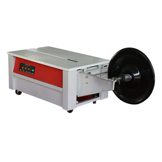 WS-018L Low Table Semi Automatic Carton Strapping Machine